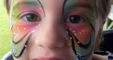 Diamond Faces – Face Painting, Extreme Make-Up & Lessons