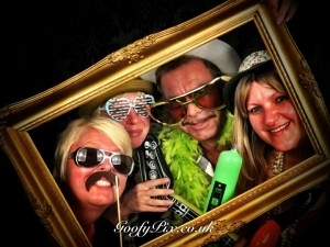 GoofyPix – the bonkers photo booth for your party!